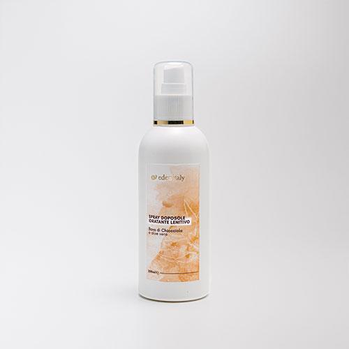 Spray doposole idratante lenitivo alla Bava di Chiocciola