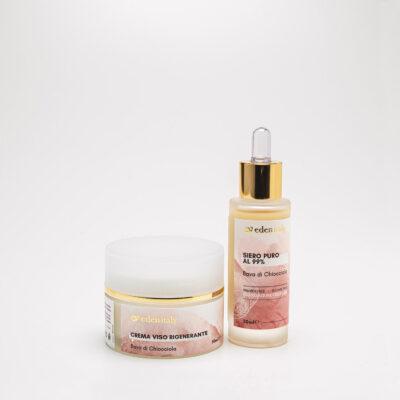 Siero + Crema viso Rigenerante